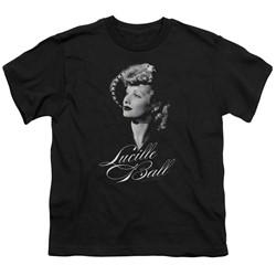 Lucille Ball - Big Boys Pretty Gaze T-Shirt