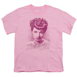 Lucille Ball - Big Boys Pearls T-Shirt