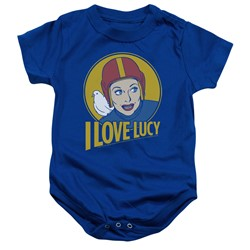 I Love Lucy - Toddler Lb Super Comic Onesie