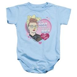 I Love Lucy - Toddler Hot Onesie