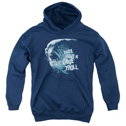 Lord Of The Rings - Youth Cave Troll Pullover Hoodie