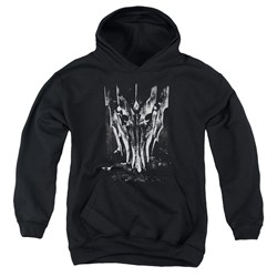 Lord Of The Rings - Youth Big Sauron Head Pullover Hoodie