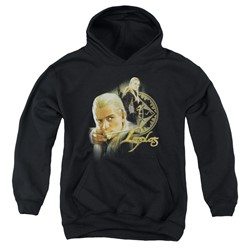 Lord Of The Rings - Youth Legolas Pullover Hoodie