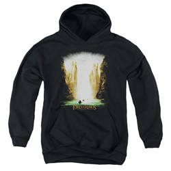 Lord Of The Rings - Youth Kings Of Old Pullover Hoodie