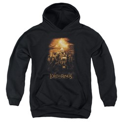Lord Of The Rings - Youth Riders Of Rohan Pullover Hoodie