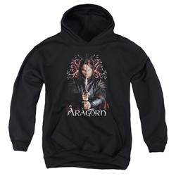 Lord Of The Rings - Youth Aragorn Pullover Hoodie