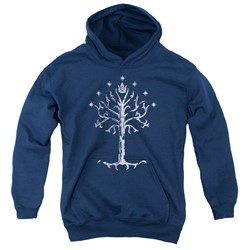 Lord Of The Rings - Youth Tree Of Gondor Pullover Hoodie