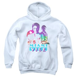 Miami Vice - Youth Crockett And Tubbs Pullover Hoodie
