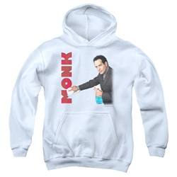 Monk - Youth Clean Up Pullover Hoodie