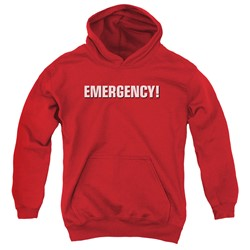 Emergency - Youth Logo Pullover Hoodie