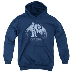 Law & Order: Special Victim's Unit - Youth Elliot&Olivia Pullover Hoodie