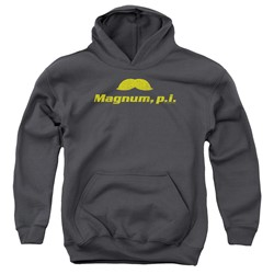 Magnum P.I. - Youth The Stache Pullover Hoodie