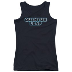 Quantum Leap - Juniors Logo Tank Top