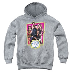 Saved By The Bell - Youth Saved Cast Pullover Hoodie