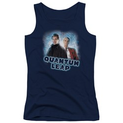Quantum Leap - Juniors Sam & Al Tank Top