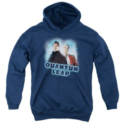 Quantum Leap - Youth Sam & Al Pullover Hoodie