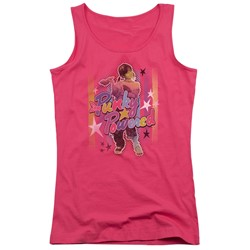 Punky Brewster - Juniors Punky Powered Tank Top