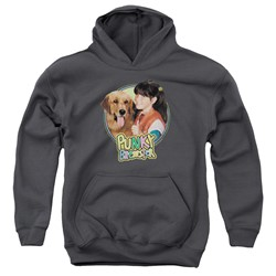Punky Brewster - Youth Punky & Brandon Pullover Hoodie