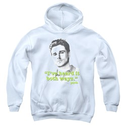 Psych - Youth Both Ways Pullover Hoodie