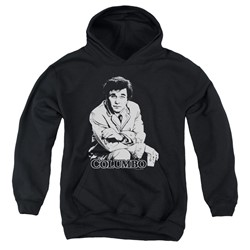 Columbo - Youth Title Pullover Hoodie