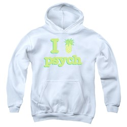 Psych - Youth I Like Psych Pullover Hoodie