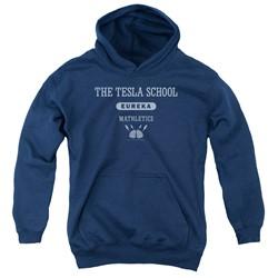 Eureka - Youth Tesla School Pullover Hoodie
