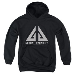 Eureka - Youth Global Dynamics Logo Pullover Hoodie