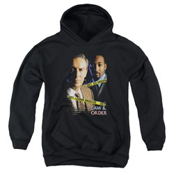 Law&Order - Youth Briscoe&Green Pullover Hoodie