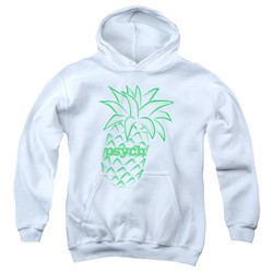 Psych - Youth Pineapple Pullover Hoodie