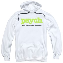 Psych - Mens Title Pullover Hoodie
