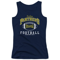 Friday Night Lights - Juniors State Champs Tank Top