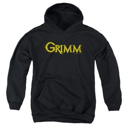Grimm - Youth Gold Logo Pullover Hoodie