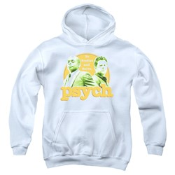 Psych - Youth Predictable Pullover Hoodie