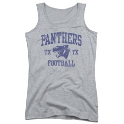 Friday Night Lights - Juniors Panther Arch Tank Top