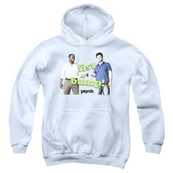 Psych - Youth Bump It Pullover Hoodie