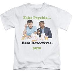 Psych - Little Boys Take Out T-Shirt