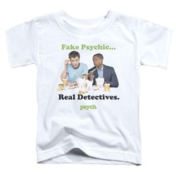 Psych - Toddlers Take Out T-Shirt