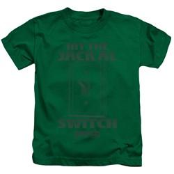 Psych - Little Boys Jackal Switch T-Shirt