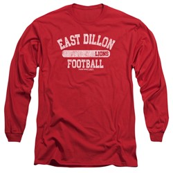 Friday Night Lights - Mens Lions Pill Box Long Sleeve T-Shirt