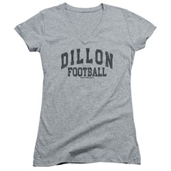 Friday Night Lights - Womens Dillion Arch V-Neck T-Shirt