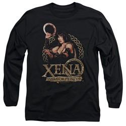Xena: Warrior Princess - Mens Royalty Long Sleeve T-Shirt