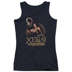 Xena: Warrior Princess - Juniors Royalty Tank Top