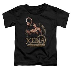 Xena: Warrior Princess - Toddlers Royalty T-Shirt