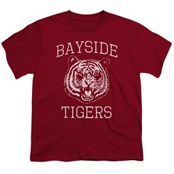 Saved By The Bell - Big Boys Go Tigers T-Shirt