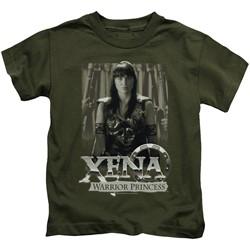 Xena: Warrior Princess - Little Boys Honored T-Shirt