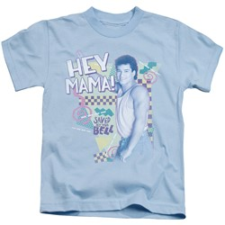 Saved By The Bell - Little Boys Hey Mama T-Shirt
