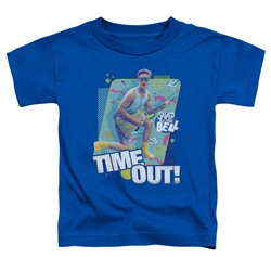 Saved By The Bell - Toddlers Time Out T-Shirt