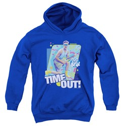 Saved By The Bell - Youth Time Out Pullover Hoodie