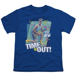 Saved By The Bell - Big Boys Time Out T-Shirt