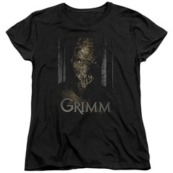 Grimm - Womens Chompers T-Shirt